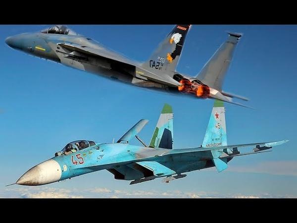 Генерал-полковник Зря пилоты НАТО дразнят наши истребители — доиграются...