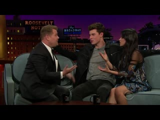 Shawn mendes and camila cabello are just friends
