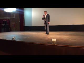"""30 открытый фестиваль документального кино """"Россия"""". Азов"""