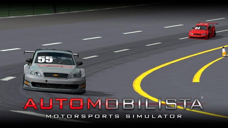 Automobilista - PGT Montana Cup 2020 - R04 Atlanta Speedway