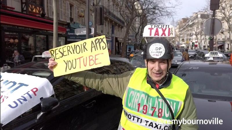 Manifestant professionnel c'est dur aussi S'il faut emprunter de l'argent à la banque pour ça