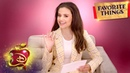 Sarah Jeffery's Favorite Things! 💭 | Descendants 3