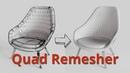 Quad Remesher ¿Una nueva forma de modelar