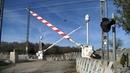 Spoorwegovergang Noci I Railroad crossing Passaggio a livello