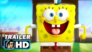 The Spongebob Movie 3: Sponge On The Run Trailer (2020) Keanu Reeves
