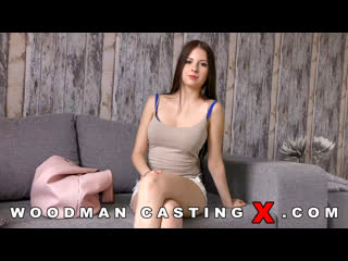 VIP  Rebecca Volpetti - Woodman Casting X