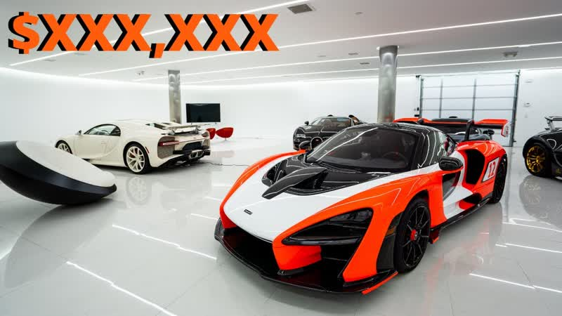 The Reality of Owning a Car Collection! | Manny Khoshbin