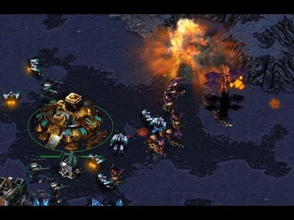 Flash (T) v eonzerg (Z) on Overwatch - StarCraft - Brood War REMASTERED