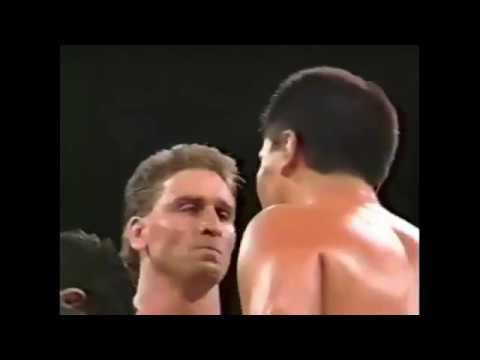 MMA Fighting before the UFC: Ken Shamrock vs Don Nakaya Nielsen (October 4, 1992)