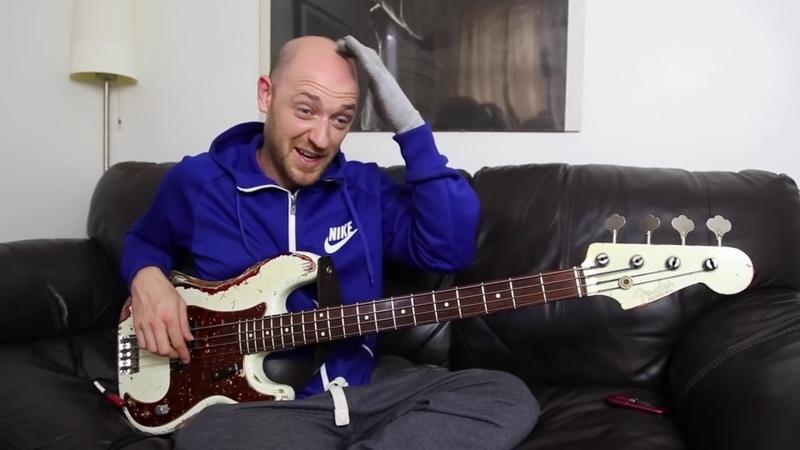 2 способа заставить Ваши басовые партии звучать круто! (урок бас гитара)