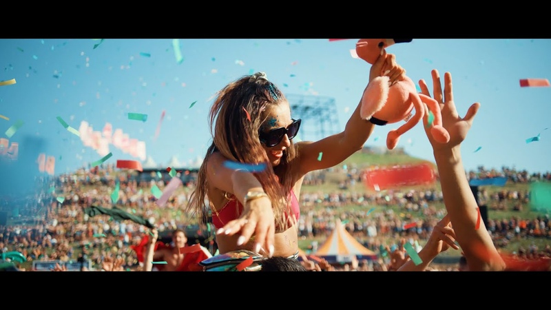 Da Tweekaz ft. Diandra Faye - The Wire (Official Video)