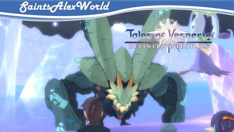 32  Tales of Vesperia: Definitive Edition - Дух стихий земли Гном. Босс Гусиос