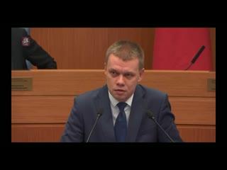 Ступин Е.В. о Шиесе и московском бюджете.