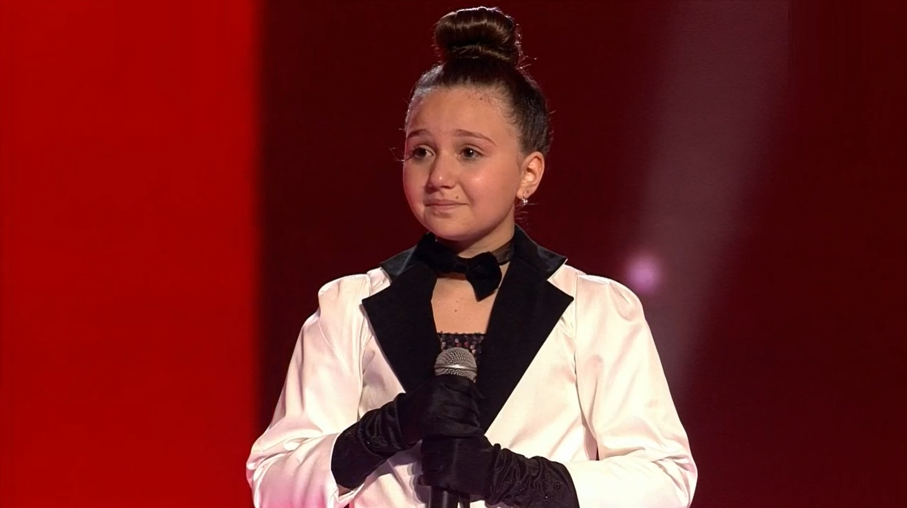 Олеся Казаченко победительница шоу Голос Дети 2020