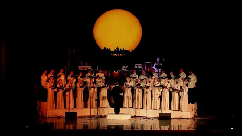 Валерий Гаврилин Вечерняя музыка ПЕРЕЗВОНЫ Valeriy Gavrilin Musique de soir LES CARILLONS