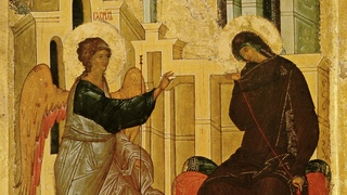 7 апреля. Благовещение Пресвятой Богородицы. Православный календарь