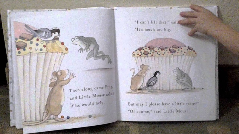 Little Mouse and the Big Cupcake Read Aloud