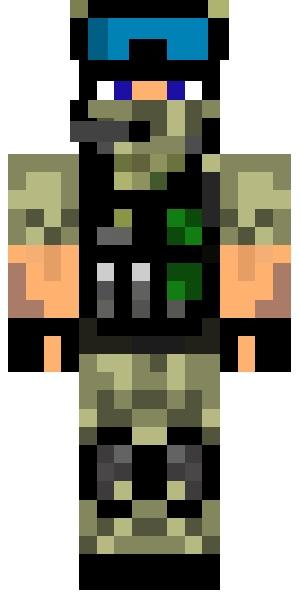скины военных для майнкрафт #9