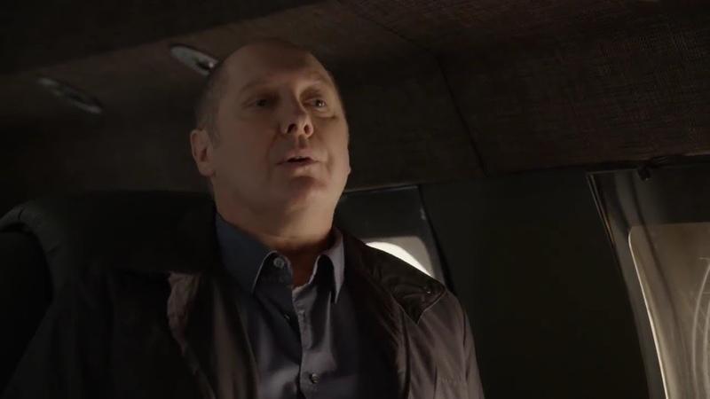 Черный список 7 сезон 4 серия Английский Тв ролик