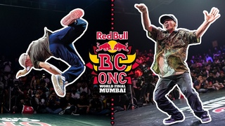 B-Boy Nori vs B-Boy Thomaz | Last Chance Cypher Top 16 | Red Bull BC One World Final Mumbai 2019