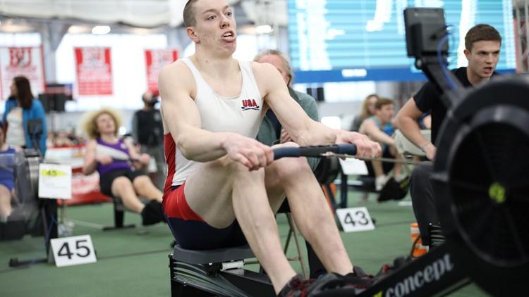 Исайя Харрисон, победитель категории Юниоры (до 19 лет ) в спринте CRASH B