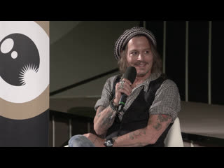 A conversation with… johnny depp at zurich film festival