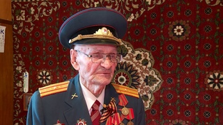Бийскому долгожителю исполнился 101 год (Будни, г., Бийское телевидение)