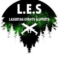 Логотип Lasertag Events & Sports