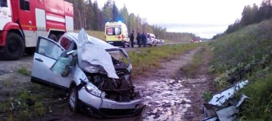 Страшное ДТП на трассе М-8 унесло жизни двоих человек