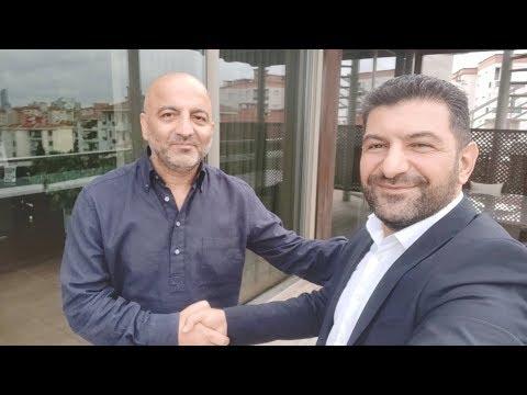 Неофициальное интервью с Мубариз Мансимовым в Стамбуле!