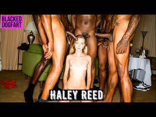 Haley reed 💖 blackedraw