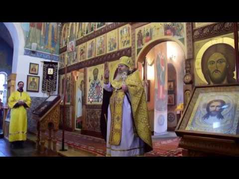 Неделя святых Праотец и Неделя святых отец. 29 декабря 2019г
