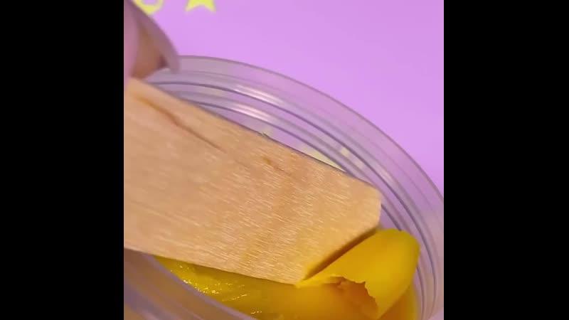Orange Sorbet Cleansing Balm Гидрофильный бальзам для умывания и снятия макияж от MIXIT