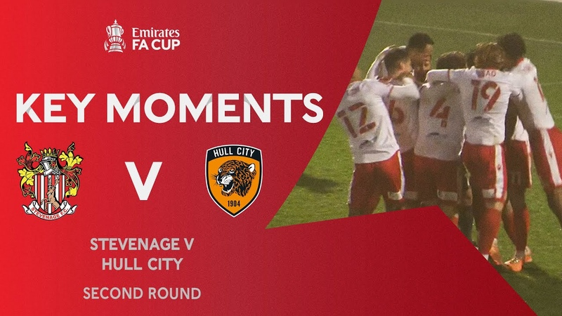 Stevenage v Hull City | Key Moments | Second Round | Emirates FA Cup 2020-21
