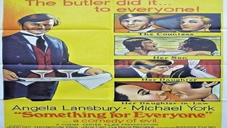 ASA 🎥📽🎬 Something For Everyone (1970) Director: Harold Prince, Stars: Angela Lansbury, Michael York, Anthony Higgins