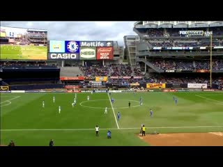 [2nd half] Post-season Friendly 2012-13 | Manchester City vs Chelsea | Match 2 | New York