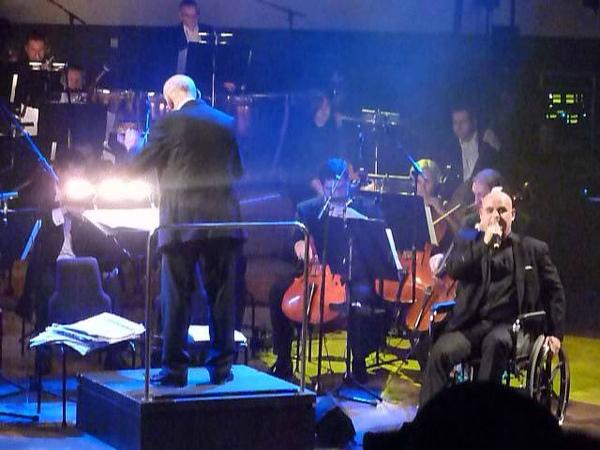 MONO INC. - VOICES OF DOOM live Orchestral Version Gothic Meets Klassik 2014