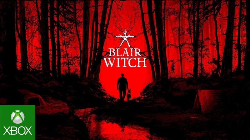Blair Witch Coming August 30th to Xbox One and Windows 10