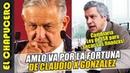 AMLO prepara golpazo legal contra Claudio X González. ¡Le quitará TODO su dinero!