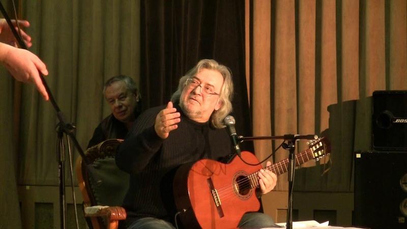 Концерт памяти Игоря Михалёва в клубе Меридиан М 15 01 2020г