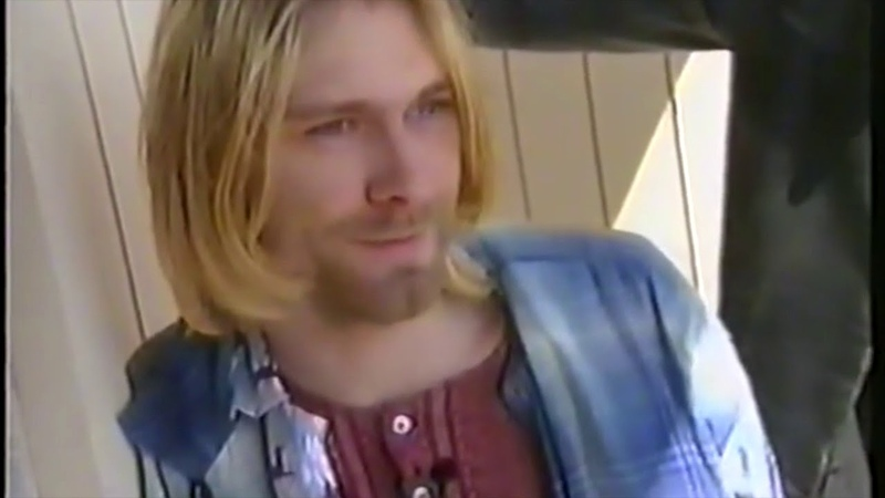 Kurt Cobain Nirvana On his inspirations William S Burroughs