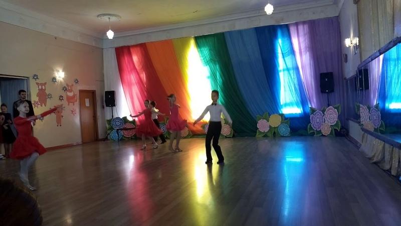 Савченко Ян Алексеевич - 10 лет - «танцевальное искусство»