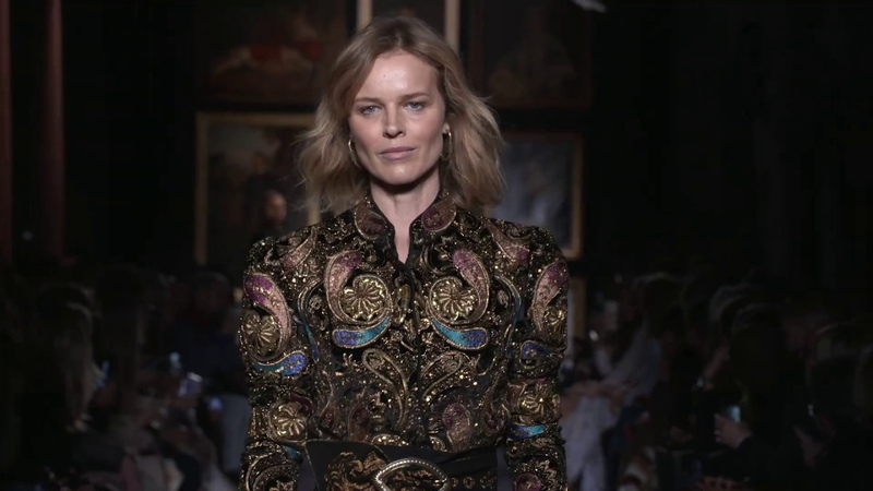 Etro Womens Fall Winter 202021 fashion show