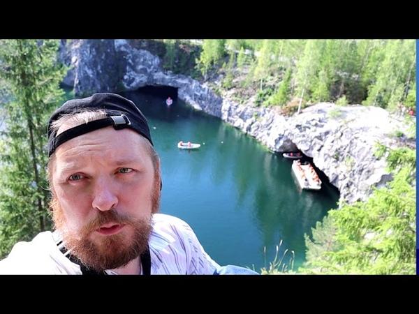 Поездка к отцу в Карелию День пятый Пятница 7 августа 2020 г