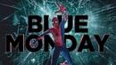 Marvel Blue Monday Collab w Adamson Visuals