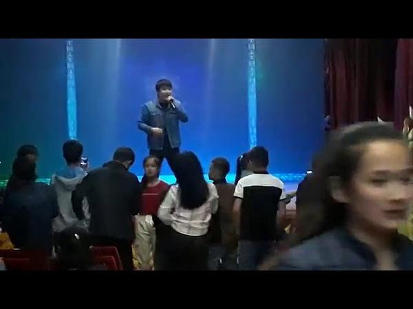 BaGi - Soul kerek Концерт Қазығұрт ауданы 2019