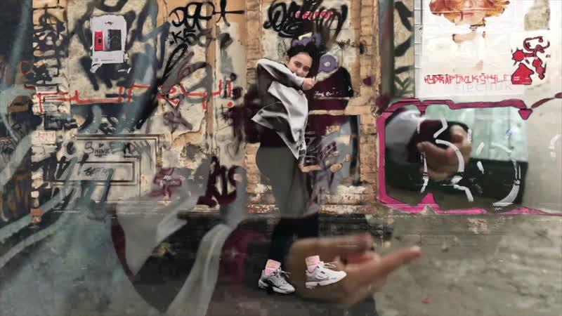 Девушка НЕРЕАЛЬНО КЛАССНО танцует хип-хоп Смотреть всем Asap Ferg - Plain Jane | VladLena Choreography | Ig: @vladllena_