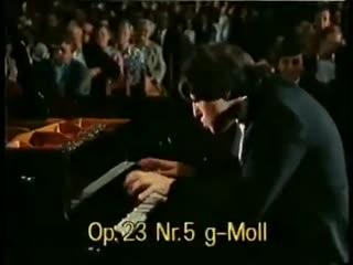 Rachmaninov Prelude g minor Op 23 No5