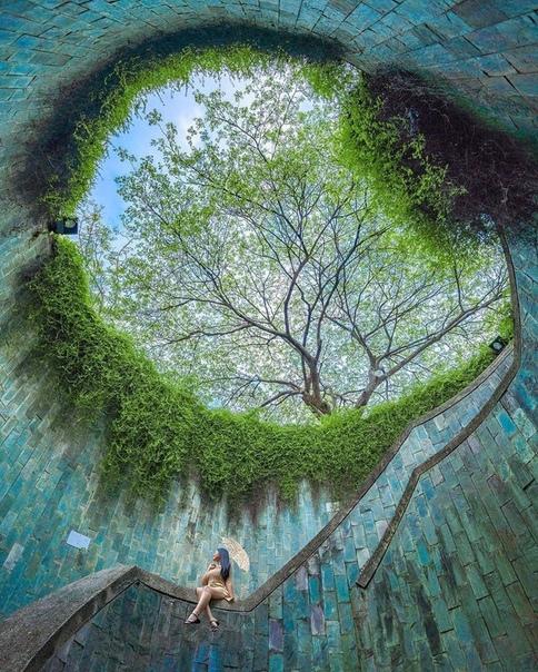 Сказочное место в Форт Каннинг парке, Сингапур