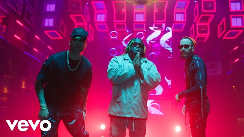 Wisin Yandel Sech Ganas de Ti Official Video